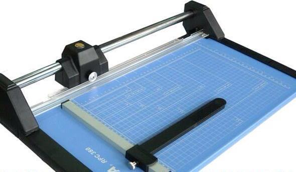 May lanh cu - Bàn cắt giấy A4 TATA RPT-380