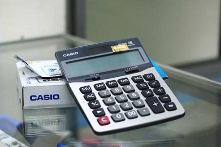 Máy tính CASIO DX-120ST