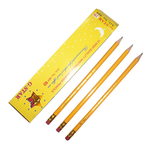 Bút chì gỗ G-Star