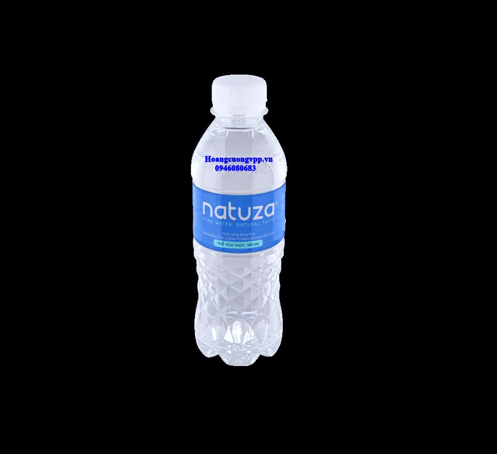 Chai nước Natuza 350ml
