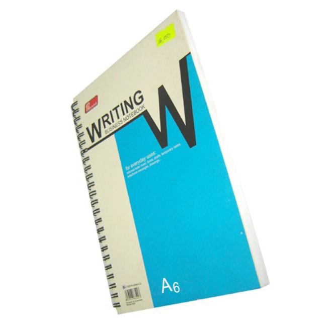 Sổ lò xo A6 giấy PGrand
